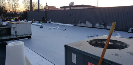 Commercial Roofing Vancouver WA