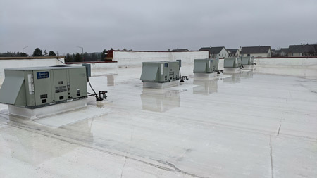 Commercial Roofing Washougal
