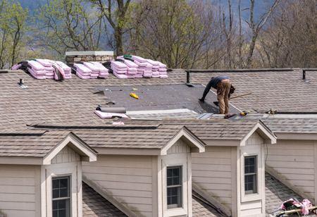 Roof Repair Lake Oswego