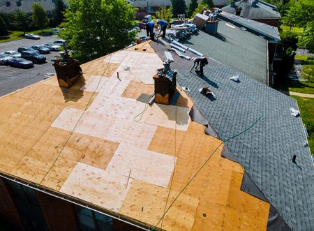 Roofing Contractors Clackamas